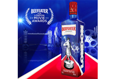 Beefeater «Our London movie awards»