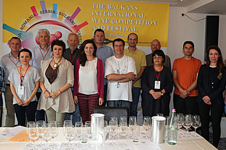 4ο The Balkans International Wine Competition